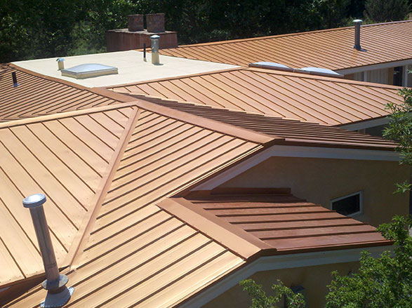 Metal Roofing Goodrich Roofing Albuquerque Nm