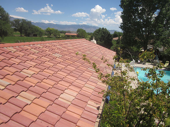 Benefits of Concrete u0026 Clay Tile : roofing albuquerque - memphite.com