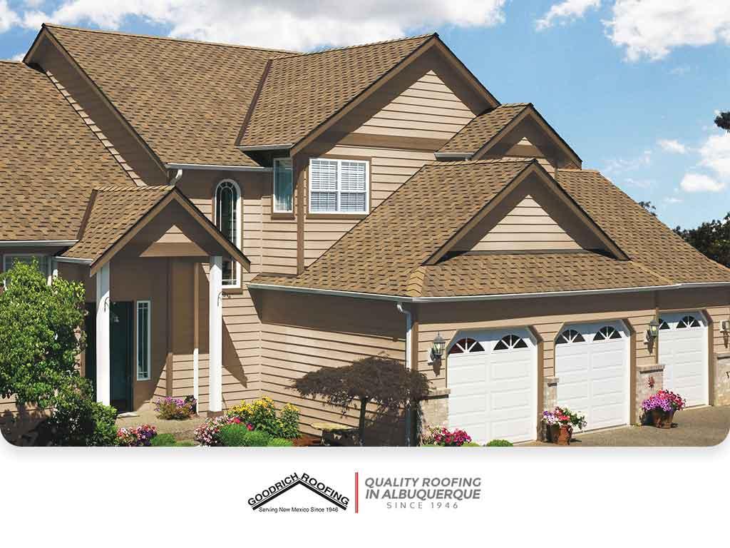 Features Benefits Of Gaf Premium Hip Ridge Cap Shingles Goodrich Roofing